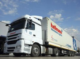 Hellmann Worldwide Logistics transports urgently needed medical goods from China to the German capital on behalf of Vivantes, the municipal hospital operator of the State of Berlin.