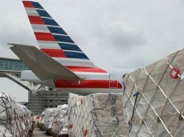 ExpediteTC is American Airlines' solution designed to transport sensitive goods at a consistent temperature throughout their journey.