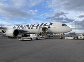 Finnair Cargo has found a new way to keep these passenger aircraft in the sky with cabins empty, but belly full of cargo.