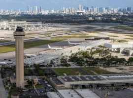 At 1.9 million tonnes of cargo through October, Miami International Airport is on pace to surpass its all-time annual record of 2.3 million tonnes.