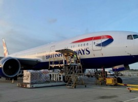 The 1000th flight from London Heathrow to Los Angeles Airport was on a B777-200 and included a large shipment of e-commerce goods, reflecting the acceleration in growth of online retail, which continues into 2021.
