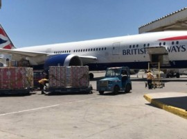 Cherries are a popular fruit in the UK over the winter and Christmas season, and last week saw the latest charter from Santiago de Chile to London Heathrow carrying over 7 million cherries for the UK market.