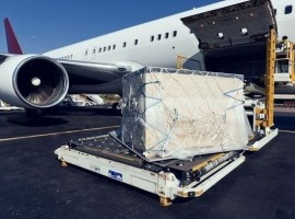 All regions saw month-on-month improvement in air cargo demand, and North America and Africa were the strongest performers.