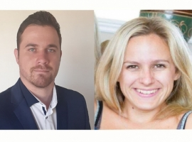 Aero Africa's Aero Africa Southern Africa on boards Kati Mackay and Aero Africa Sub Saharan Africa appoints Jarryd Niescior under the management team. Kati will be responsible for the financial resources while Jarryd will be responsible for regional operations in South Africa.