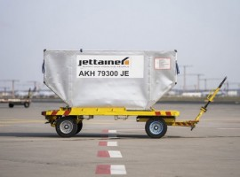 Jettainer has developed and launched plug&fly, a new basic version of its full-service ULD solution.