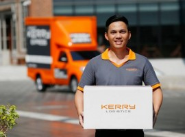 Kerry Logistics scored a first-half-year net profit of HK$845 million, up 26 percent over the same period last year, despite a significant downturn in warehouse business caused by the Covid-19 pandemic.