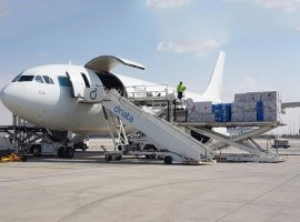 Kintetsu World Express, in partnership with Chapman Freeborn, recently completed a series of seven Airbus A300F charter flights from Dubai World Central Airport (DWC) to Juba, the capital of South Sudan