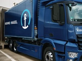 Kuehne+Nagel has launched its AI-enabled digital road logistics platform eTrucknow in Singapore.