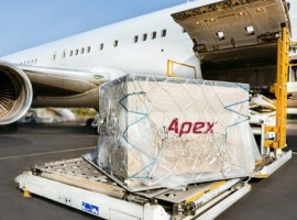 With approximately 1,600 employees, Apex generates yearly turnover in excess of CHF 2.1 billion. In 2020, the company handled total air freight volume of approximately 750,000 tonnes.