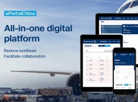 The portal allows both individual and company account registrations, enabling Kuehne+Nagel's Chinese customers to collaborate effectively among co-workers and suppliers.