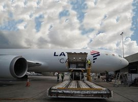 LATAM Cargo added Los Angeles and Mexico City to form part of Santiago-Lima-Los Angeles-Mexico City- Lima-Santiago route.