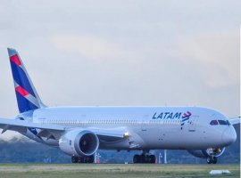 LATAM Cargo Brazil will transport critical supplies to different regions in Brazil.