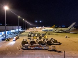 The amount of air freight handled by Leipzig/Halle Airport in July rose by 17.6 percent to a figure of 122,727 tonnes in comparison with the same month in the previous year.