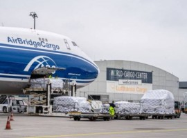 The air freight handled during the first nine months of the year rose to roughly 986,389 tonnes, an increase of 8.1 per cent.