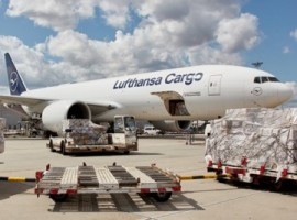 The loss of cargo capacity in passenger aircraft led to a significant increase in yields leading to Lufthansa Cargo's adjusted EBIT rising to EUR 299 million.