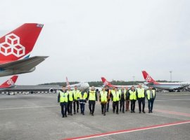Luxembourg Airport has engaged Nallian, a specialist of collaborative solutions in logistics and air cargo based in Belgium, to implement a cargo community system (CCS) at the airport.