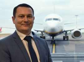Conan Busby, head of cargo and business aviation at Manchester Airport Group (MAG Airports) has stepped down from his position after being associated with the airport group's East Midlands Airport.