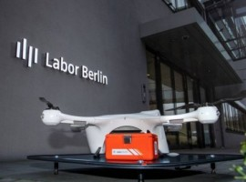 The drone network expects to significantly improve the timeliness and efficiency of Labor Berlin's diagnostics services by providing an option to avoid roadway delays.