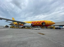 The DHL subsidiary starts five weekly flights from the leading European hub for medicines and vaccines.