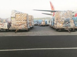 India's Chhatrapati Shivaji Maharaj International Airport (CSMIA) has witnessed movement of 72000 tonnes of general cargo in the April-August period.
