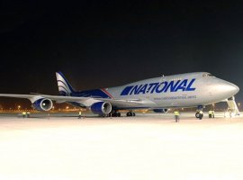 National Airlines' Boeing 747-400 freighters are carrying out highly critical Covid-19 missions worldwide