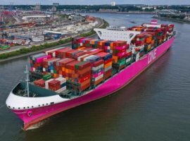 Nov 23, 2019: Port of Hamburg handled 104 million tonnes of seaborne cargo, a growth of 3.2 percent in the first nine months of 2019. Container handling at seven million TEU – 20-ft standard containers – was up by 6.9 percent. Here again, Hamburg regained market share up of 0.7 percentage points in competition with […]