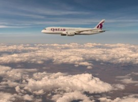 Qatar Airways' European network is resuming four weekly flights to Lisbon, Portugal starting 14 August, 2020. . The flights will be operated by the airline's Boeing 787 Dreamliner.