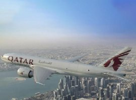 Qatar Airways Cargo operated 136 cargo flights in one day to 51destinations worldwide, setting a new record and beating its last record of operating 100 cargo flights in a day.