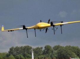 The aim is to investigate how in the future blood and medicines can be urgently transported by drone from Erasmus MC and Sanquin to the Zeeland region.