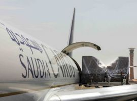 From March through June, Saudia Cargo has transported around75,000  tonnes of vital shipments to the Kingdom to prevent the spread of the pandemic.