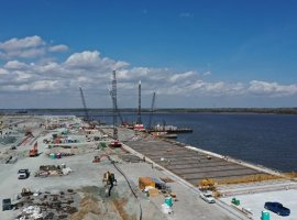 SC Ports Authority had a record February for both cargo volumes at oceanside terminals and rail moves at inland ports.