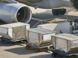 SITA and trade association ULD Care hope to bring new efficiency to the air cargo industry by exploring the use of blockchain to digitally track and record change of custody of airline cargo containers or Unit Load Devices (ULDs) across their journey.