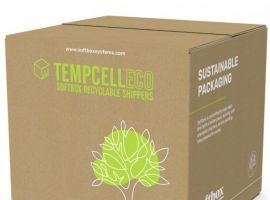 Softbox, a provider of temperature control packaging solutions for the pharmaceutical, life science and cold chain logistic industries, announced the launch of Tempcell™ ECO.