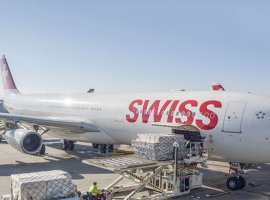 Swiss WorldCargo, the air cargo division of SWISS, will operate cargo-only flights on some aircraft beginning this week. Swiss WorldCargo, this week, will fly twice between Zurich and Hong Kong, the first of several planned charter flights. The route will be serviced by the Airbus A340-300