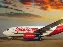 SpiceXpress, the dedicated cargo arm of SpiceJet, has launched scheduled cargo flights connecting Mumbai and Delhi with Bangkok.