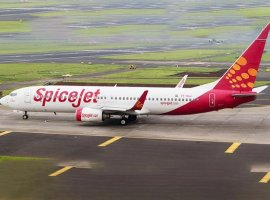 SpiceJet operated its first ever cargo freighter today, carrying around 16 tons of pharma essentials including medicines and other medical supplies fr