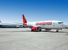 India's air cargo operator SpiceJet has added Sudan and South Korea to its international cargo network.