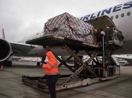 Turkish Cargo has begun operating cargo flights with Turkish Airlines' passenger aircrafts in addition to 25 high-capacity freighters in order to ensure that the supply chain remains undisrupted.