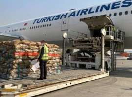 With this successful attempt, Turkish Cargo has broken the previous record held by Emirates SkyCargo, which on April 23 carried 66 tonnes of cargo that included a mix of general cargo, perishables and sanitisers.