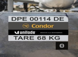Condor, Germany's leisure airline, has awarded a five-year unit load device (ULD) supply and management agreement to Unilode Aviation Solutions.