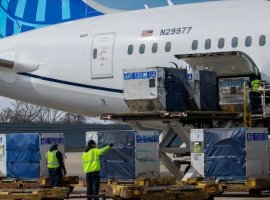 United Cargo is increasing the frequency of cargo-only flights between US and global military bases.