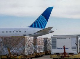 To meet the overwhelming demand for medical relief supplies, United has begun operating cargo-only flights on March 19