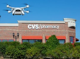 UPS subsidiary UPS Flight Forward (UPSFF) will use drones to deliver prescription medicines from a CVS pharmacy to The Villages, Florida