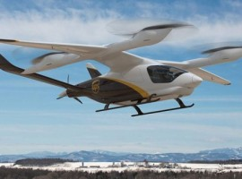 UPS plans to purchase electric vertical takeoff and landing (eVTOL) aircraft from Beta Technologies (BETA), through its UPS Flight Forward subsidiary.