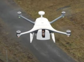 They have collaborated to deliver retail products with connected drones connected to Verizon 4G LTE, as well as 5G testing and integration for delivery, at The Villages in Florida.