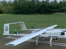 Volansi, cargo drone delivery service provider developing autonomous VTOL UAVs, has partnered with the NC Department of Transportation to begin commercial, middle-mile drone delivery projects.