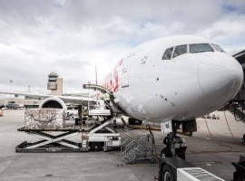 It expects to handle some 23,000 tonnes per annum for the two airlines, which have both signed three-year handling agreements commencing September 1, 2020.