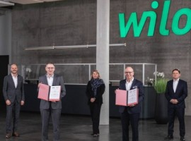 Hellmann will operate a new central warehouse for production materials and finished goods in the Dortmund area from 2022 onwards, in order to ensure global distribution for Wilo and production supply for the new Dortmund Smart Factory from there.