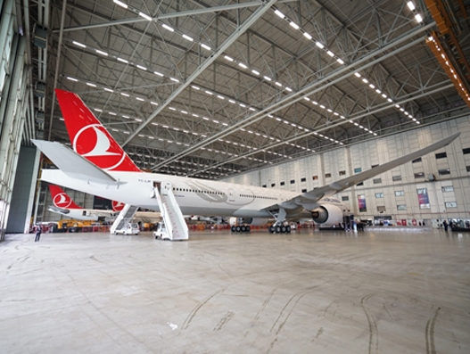 Turkish Airlines receives its 30th 777-300ER from Boeing