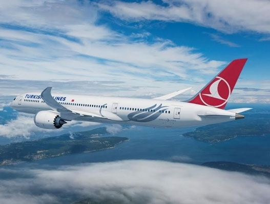 Turkish Airlines plans to operate new non-stop routes with its first B787 Dreamliner jet